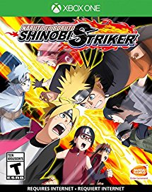 X1 - NARUTO TO BORUTO SHINOBI STRIKER