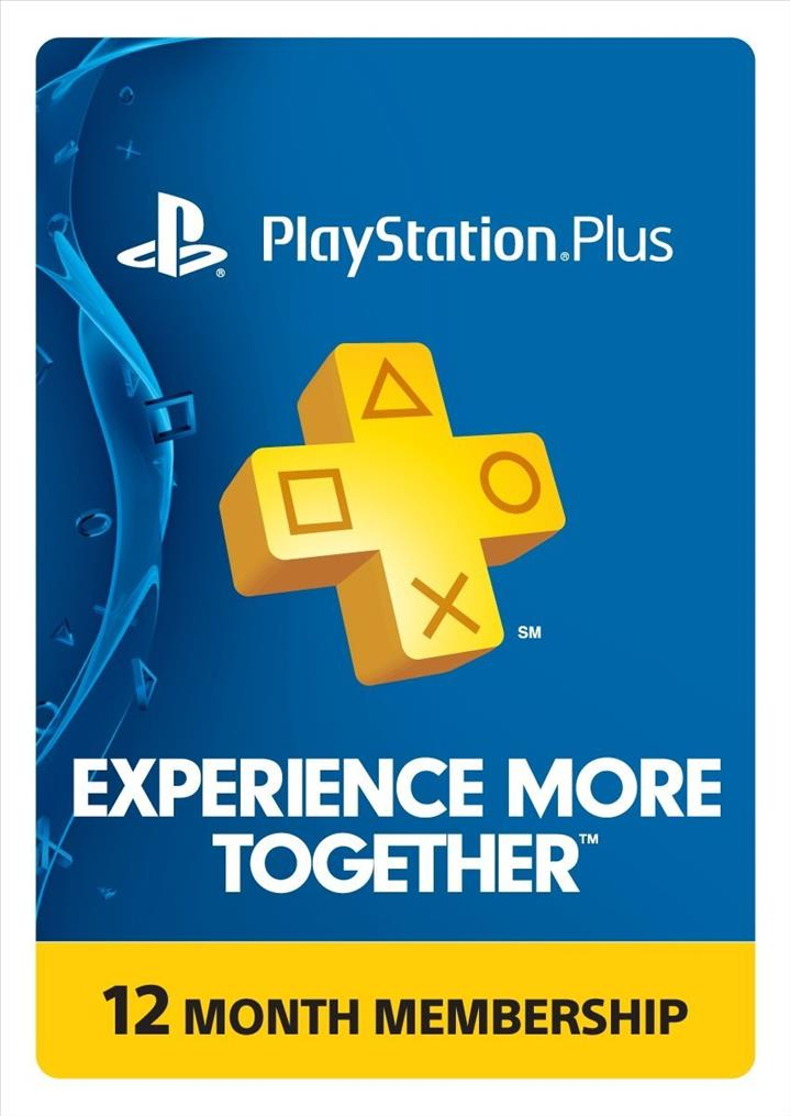 Playstation PLUS - שנה אחת
