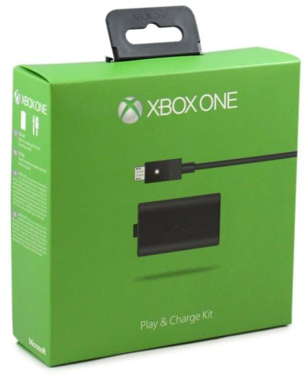 Xbox One Charge & Play Kit