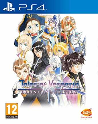 PS4 - Tales of Vesperia