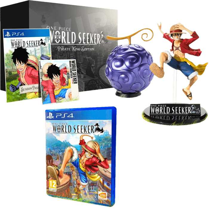 ONE PIECE WORLD SEEKER - COLLECTOR'S EDITION