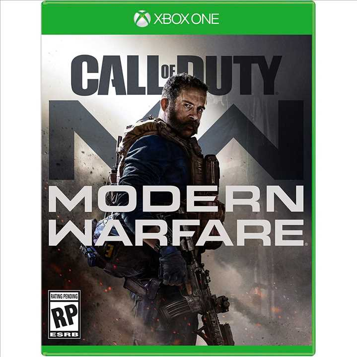 X1 - CALL OF DUTY MODERN WARFARE
