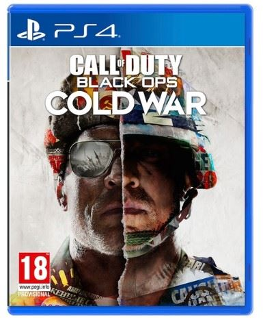 PS4 - Call Of Duty Cold War