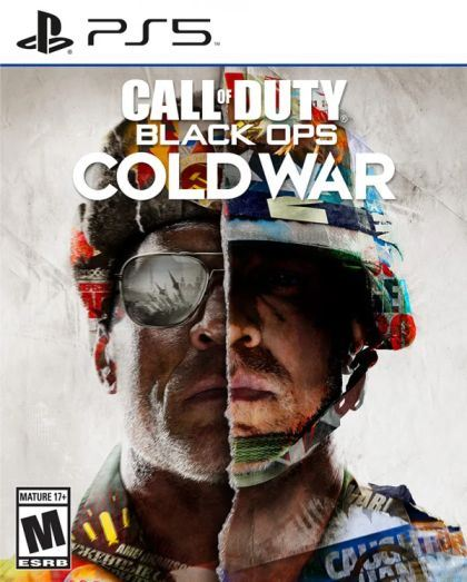 PS5 - Call of Duty Cold War