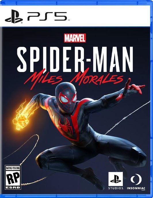 PS5 - Spider-Man Miles Morales
