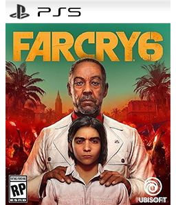 PS5 - Far Cry 6